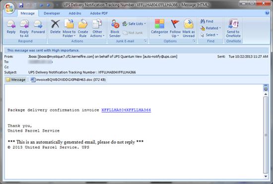 Email-cryptolocker
